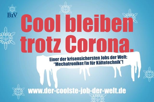 Cool bleiben trotz Corona