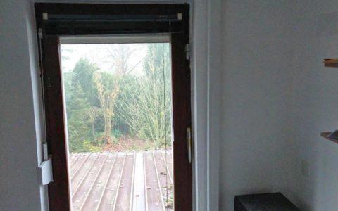 Innengeraet Klimaanlage fuer ein Wohnzimmer