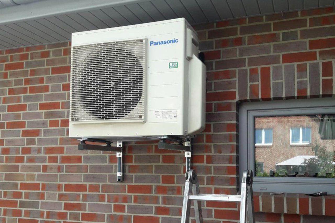 Multisplit Klimaanlage Aussengeraet 2