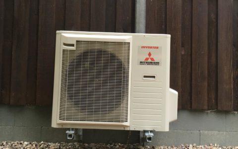 Klimatisierung einer Druckerei mit einem 7,1 KW Klimagerät